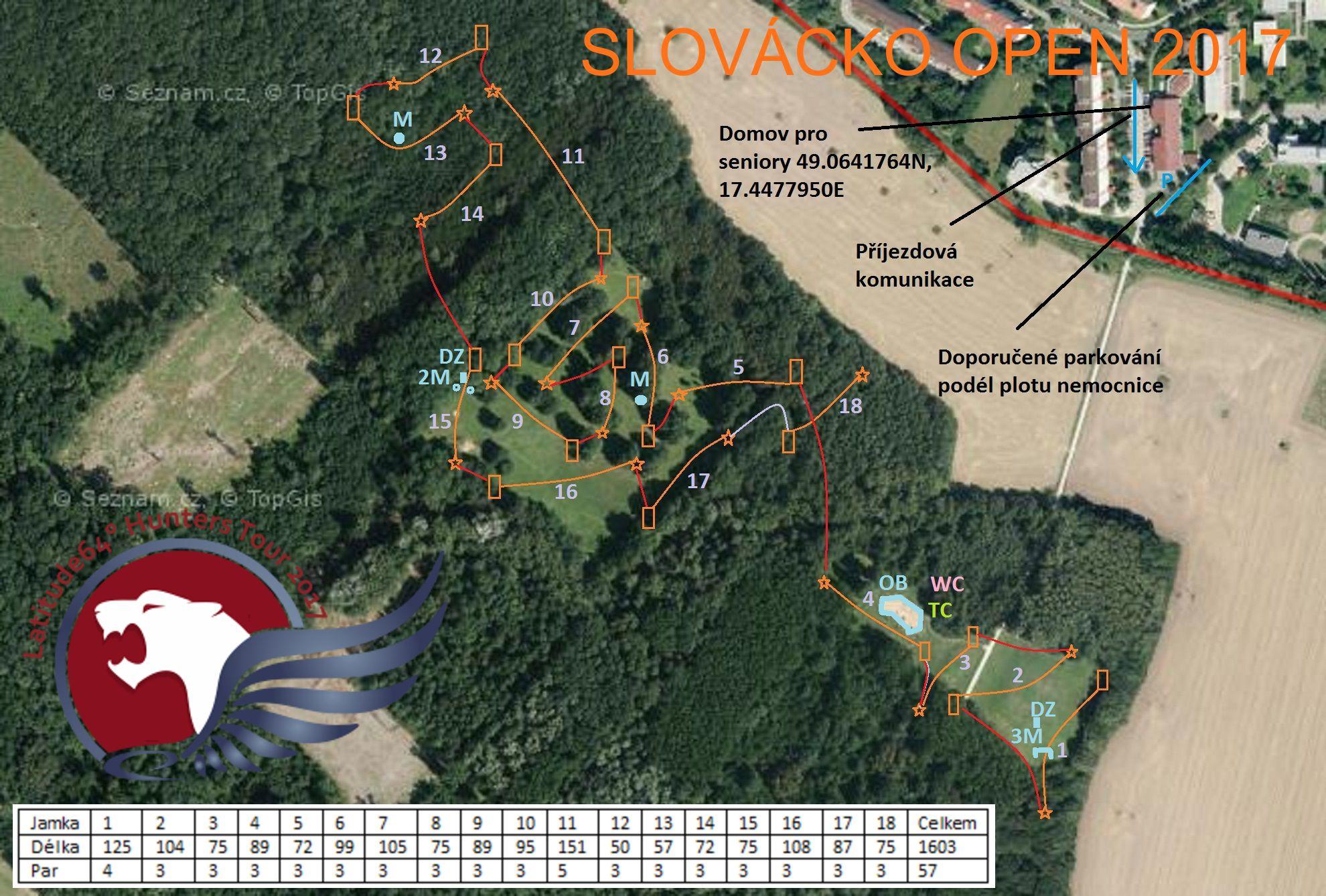 Slovácko Open 2017 - turnaj katerorie Gold
