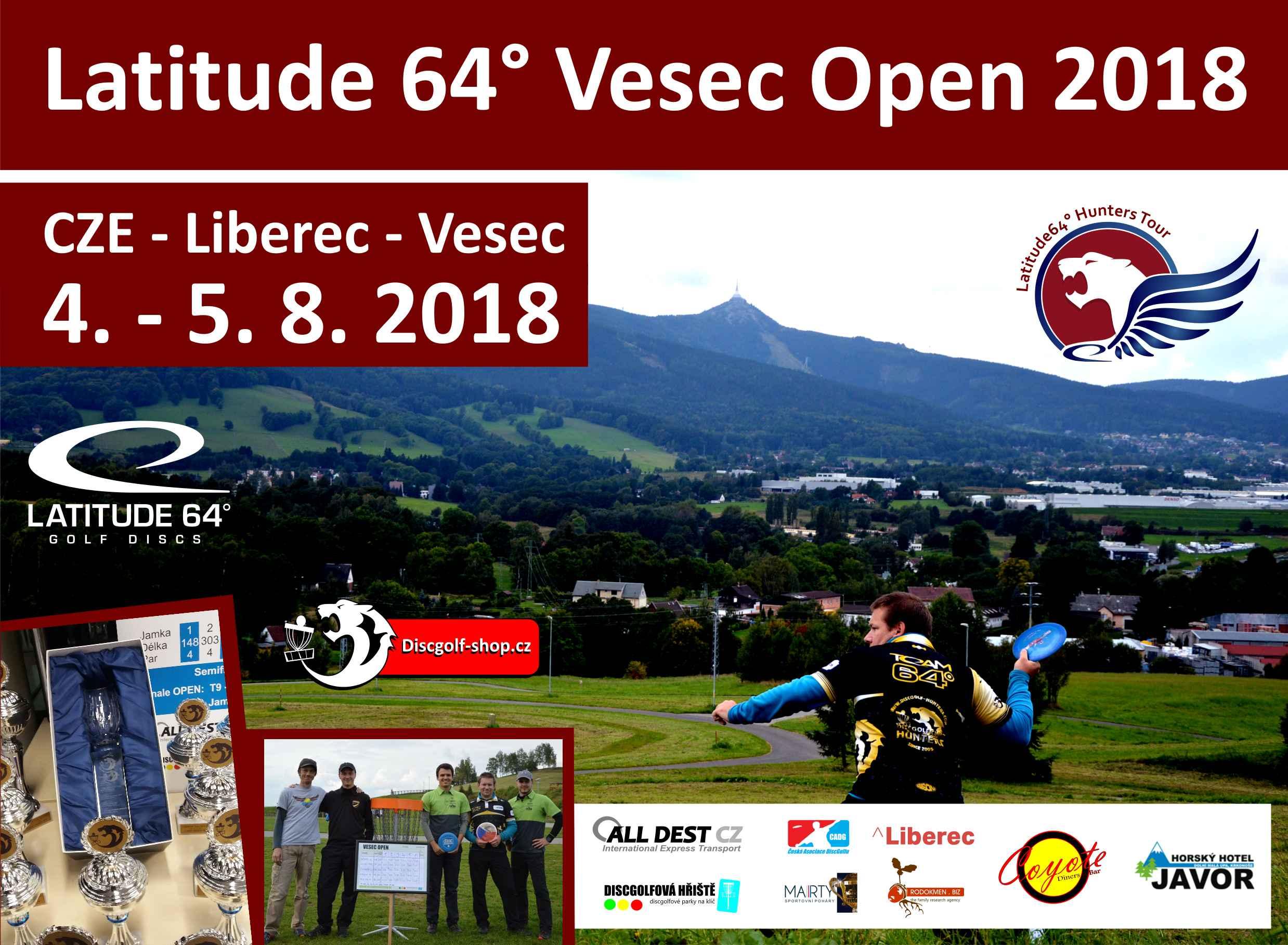 VESEC OPEN 2018