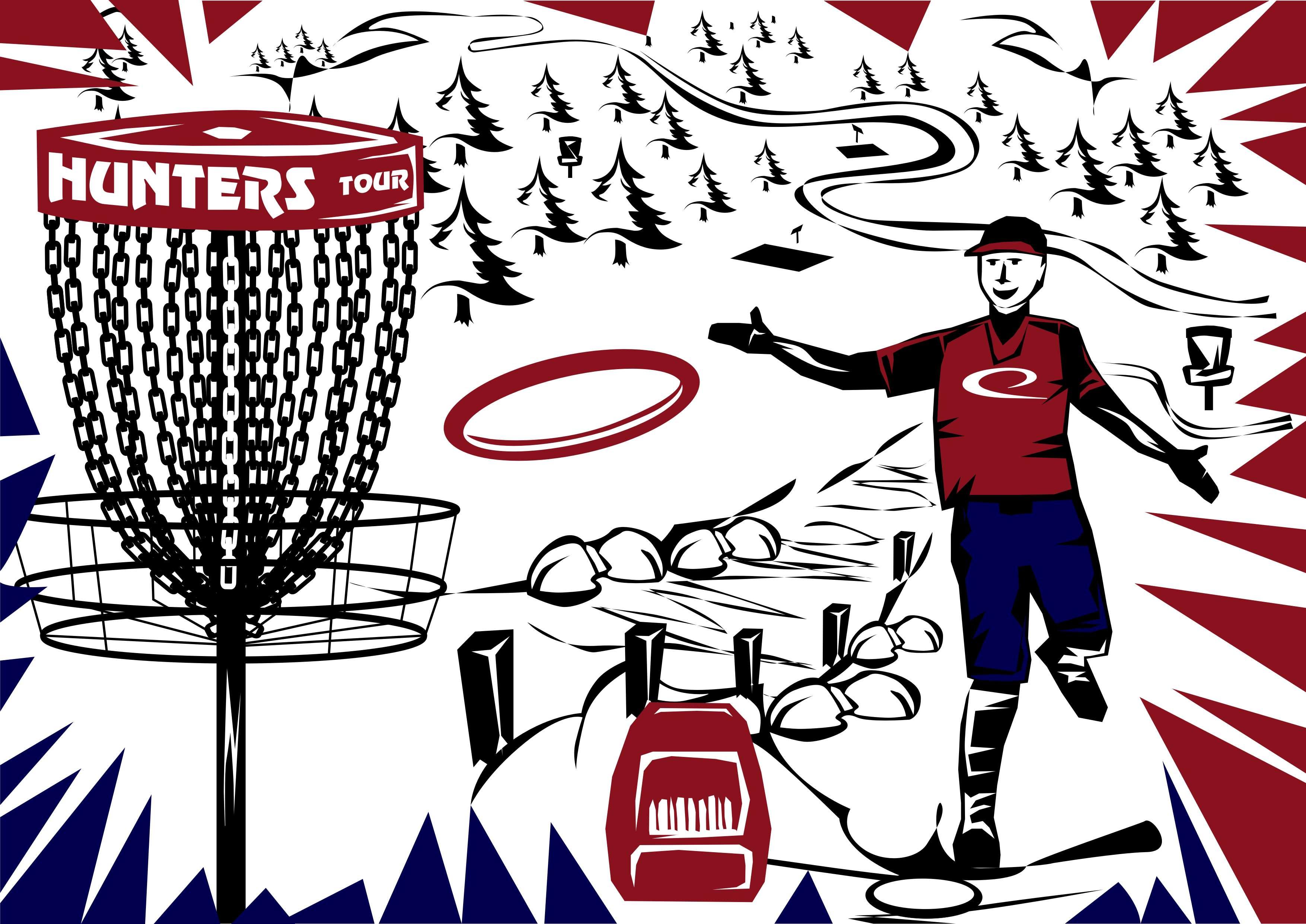 Latitude 64º Hunters Tour 2020 je tady!