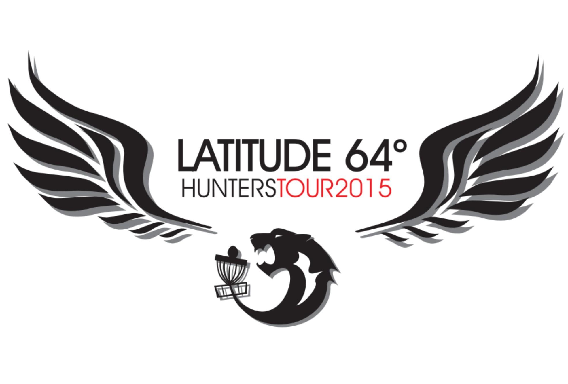 Oficiální spuštění webu k  Latitude 64º Hunters Tour 2015