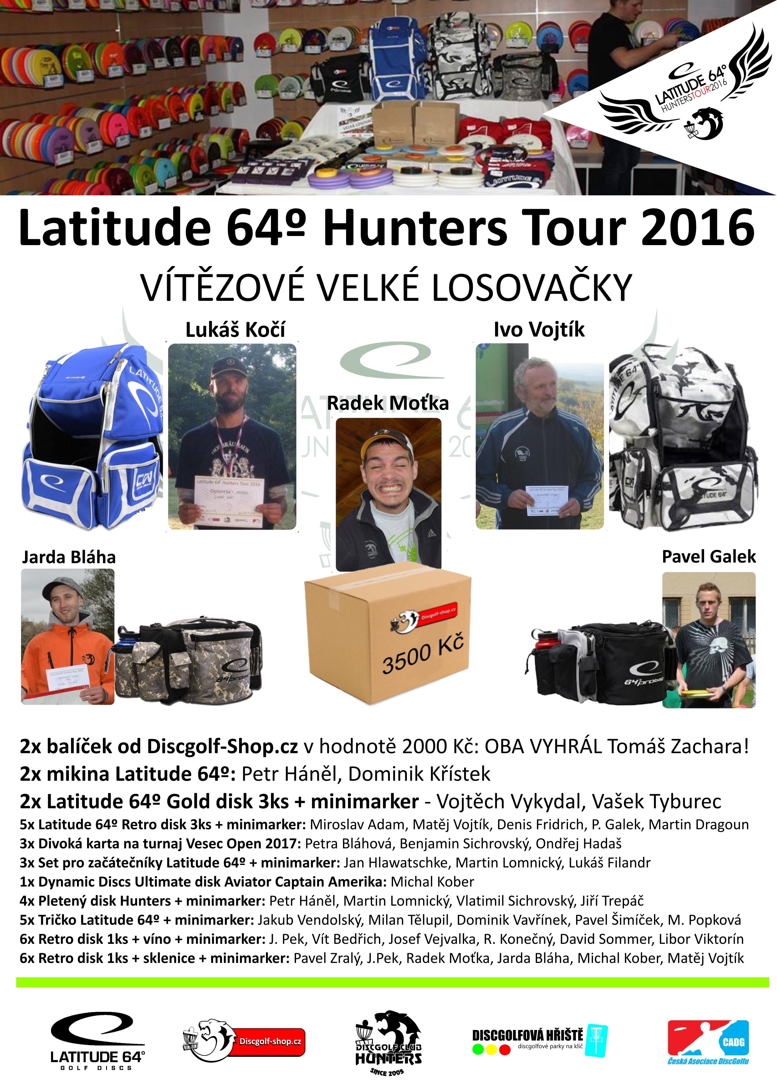 Latitude 64º Hunters Tour Losovačka 2016