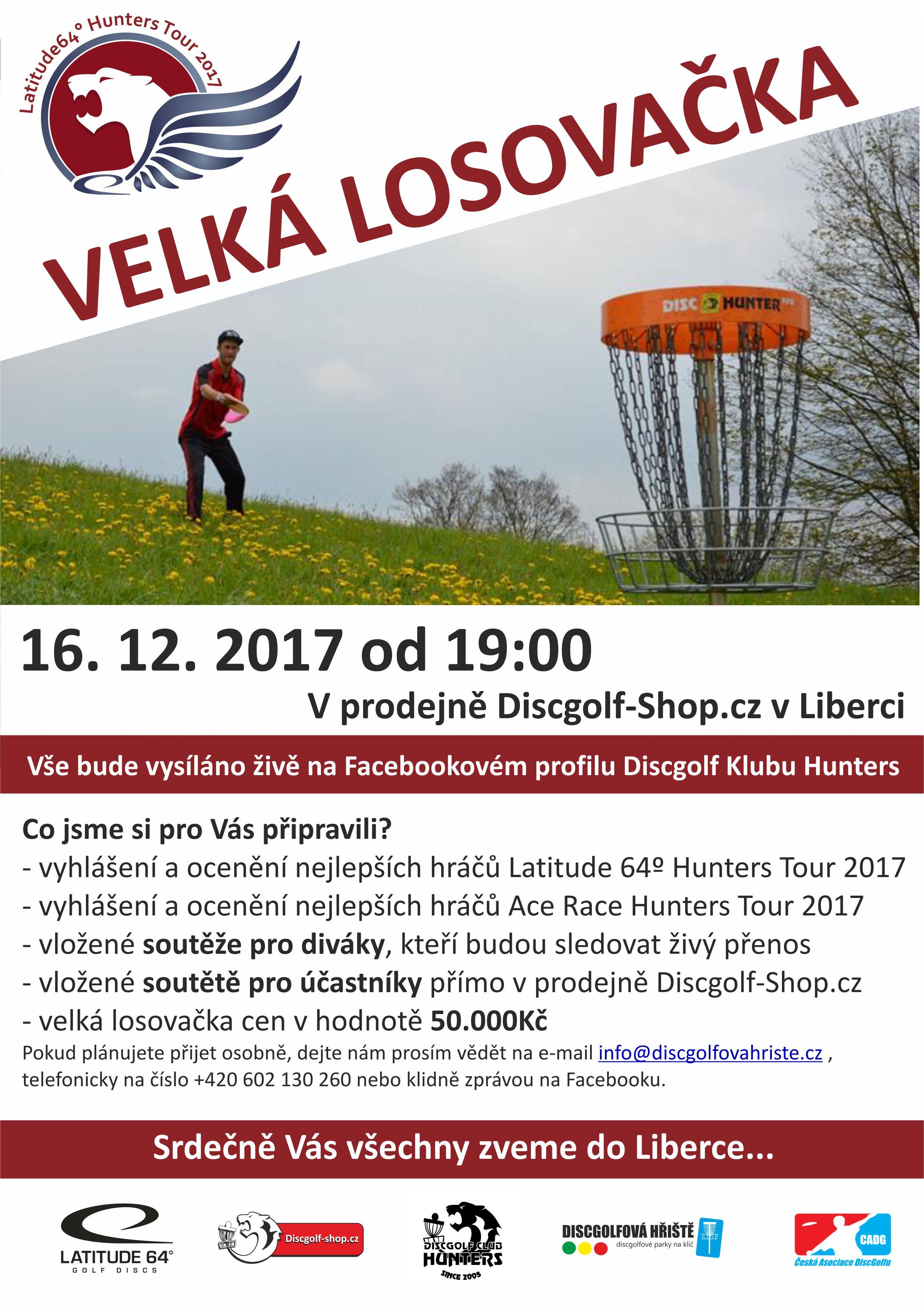 Losovačka 2017 - 16.12.2017 Liberec
