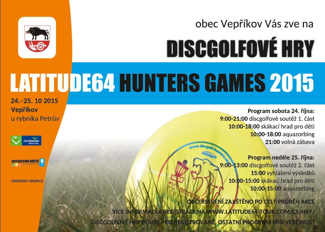 Hunters Games 2015 - VEPŘÍKOV