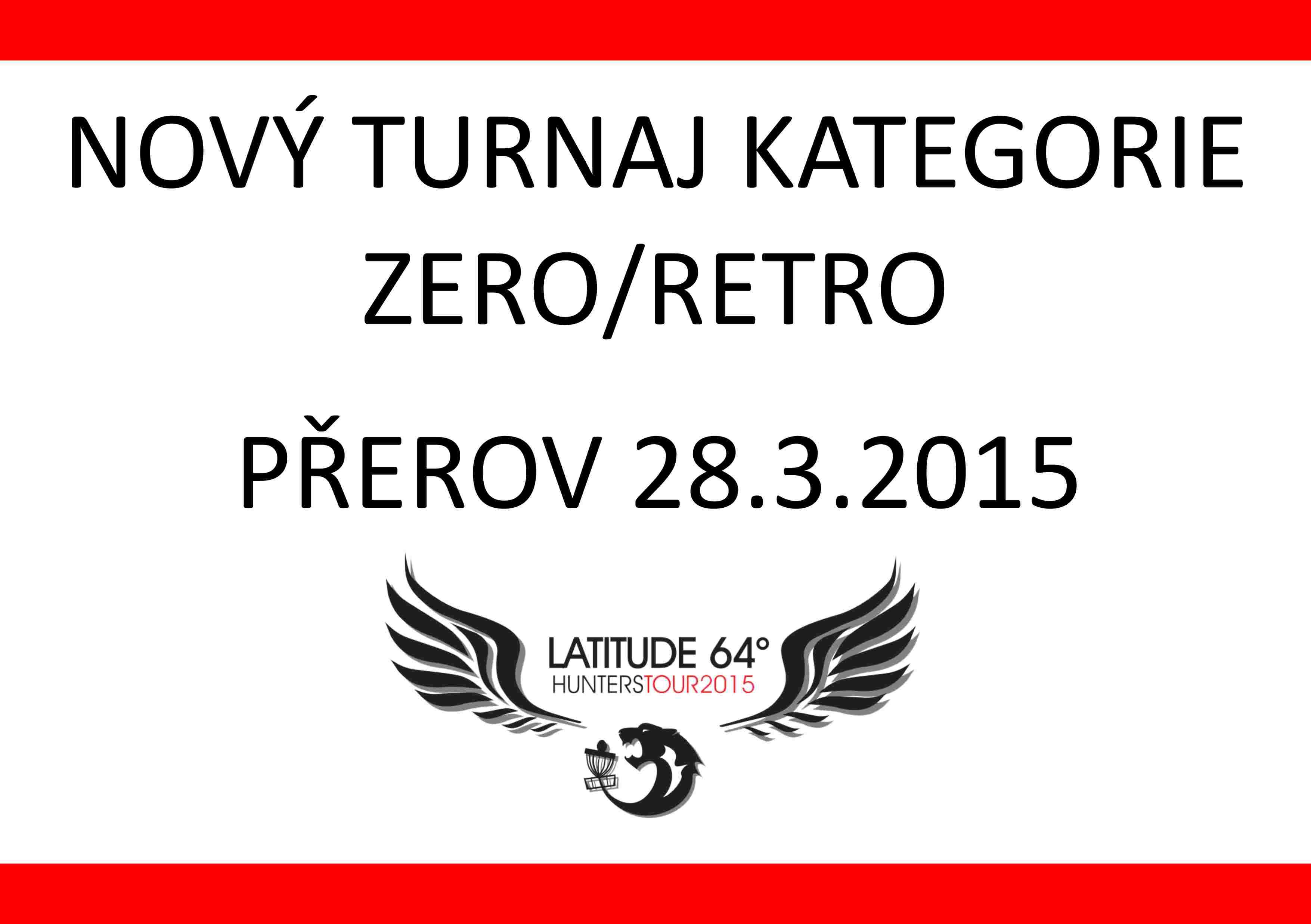 Další turnaj 28.3.2015 v DG Parku Laguna v okolí Přerova